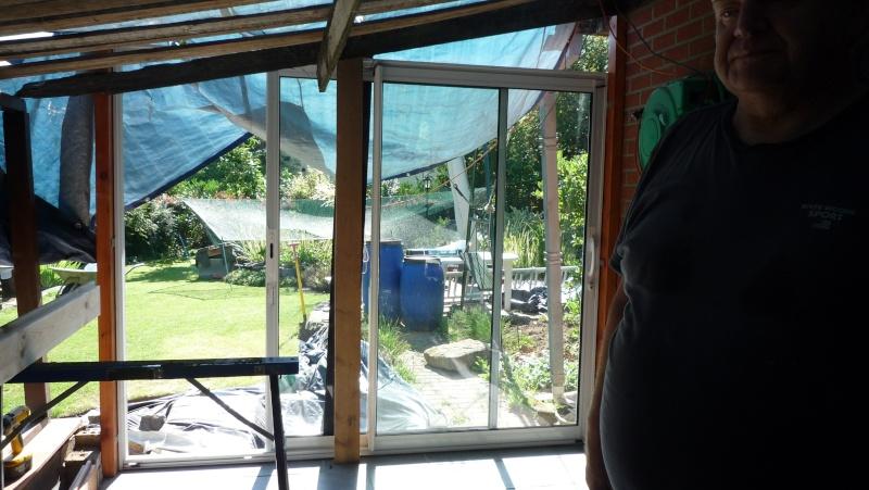Abri de jardin/Annexe atelier P1020023