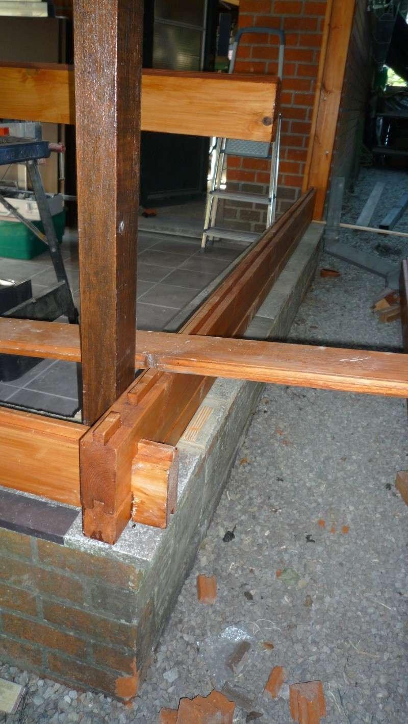 Abri de jardin/Annexe atelier P1020113