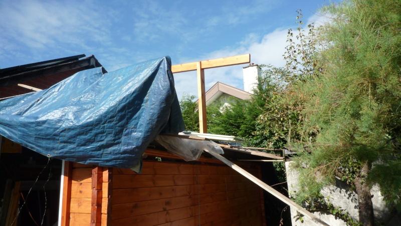 Abri de jardin/Annexe atelier P1020119