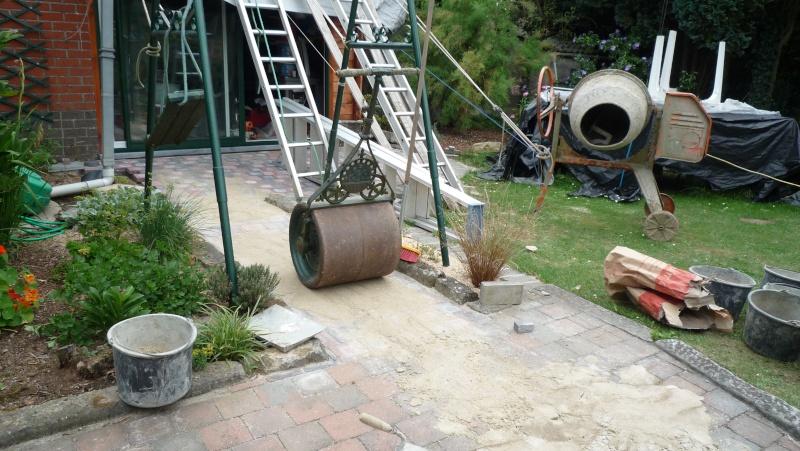 Abri de jardin/Annexe atelier P1020415