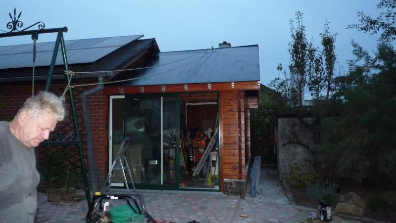 Abri de jardin/Annexe atelier P1020421