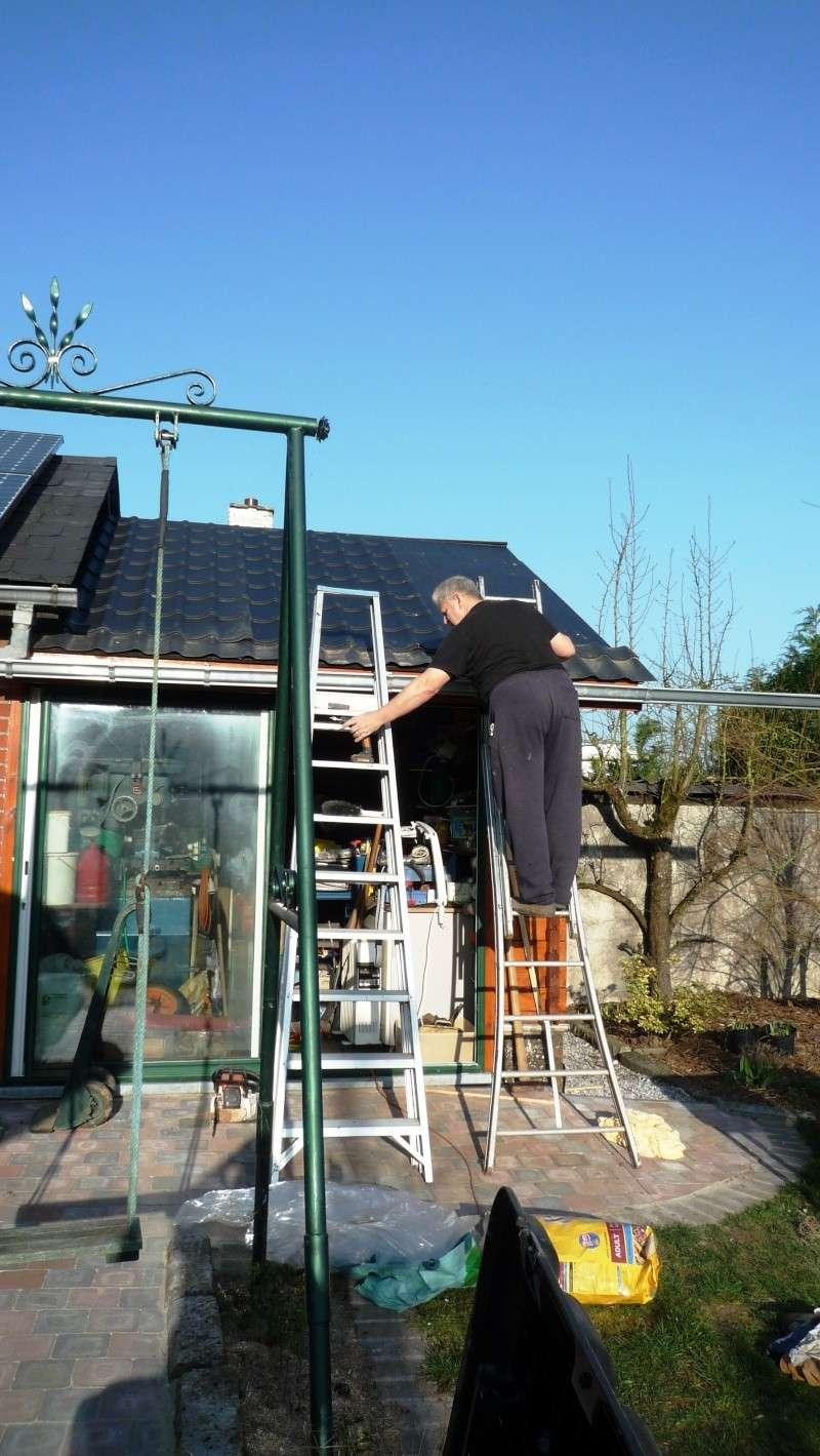Abri de jardin/Annexe atelier P1020513