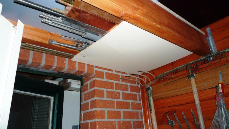 Abri de jardin/Annexe atelier P1020624