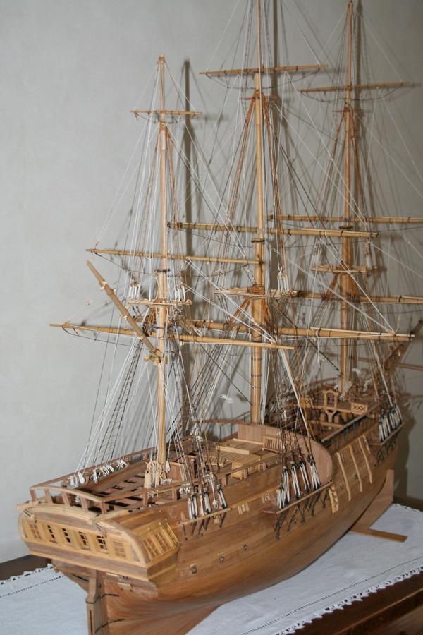 Aurore  navire négrier de J.Boudriot ech:1/36  - Page 8 001_c11