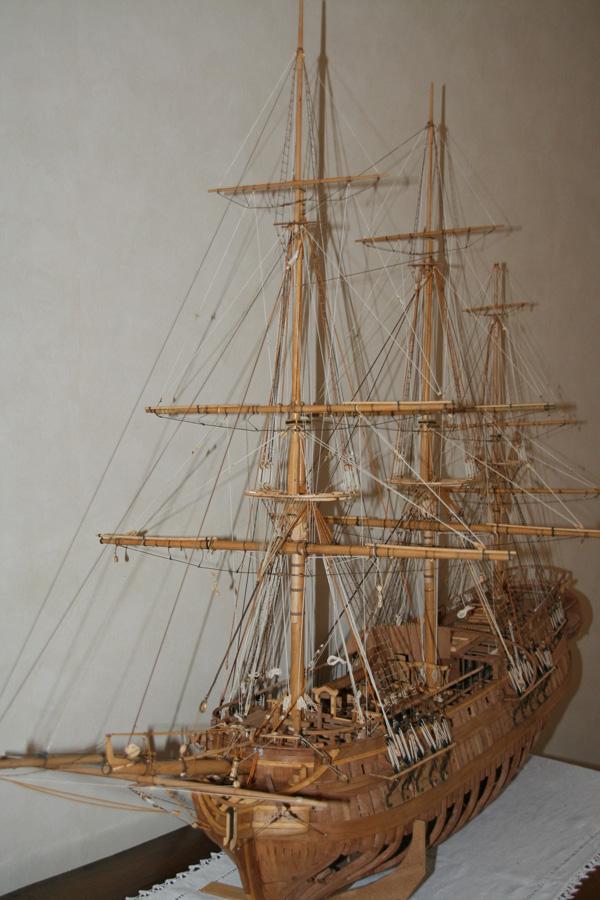 Aurore  navire négrier de J.Boudriot ech:1/36  - Page 8 001c13