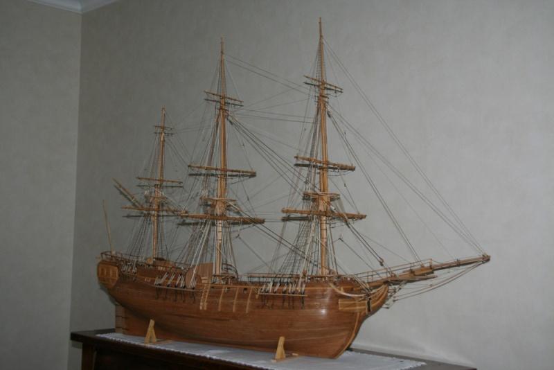 Aurore  navire négrier de J.Boudriot ech:1/36  - Page 8 007c12