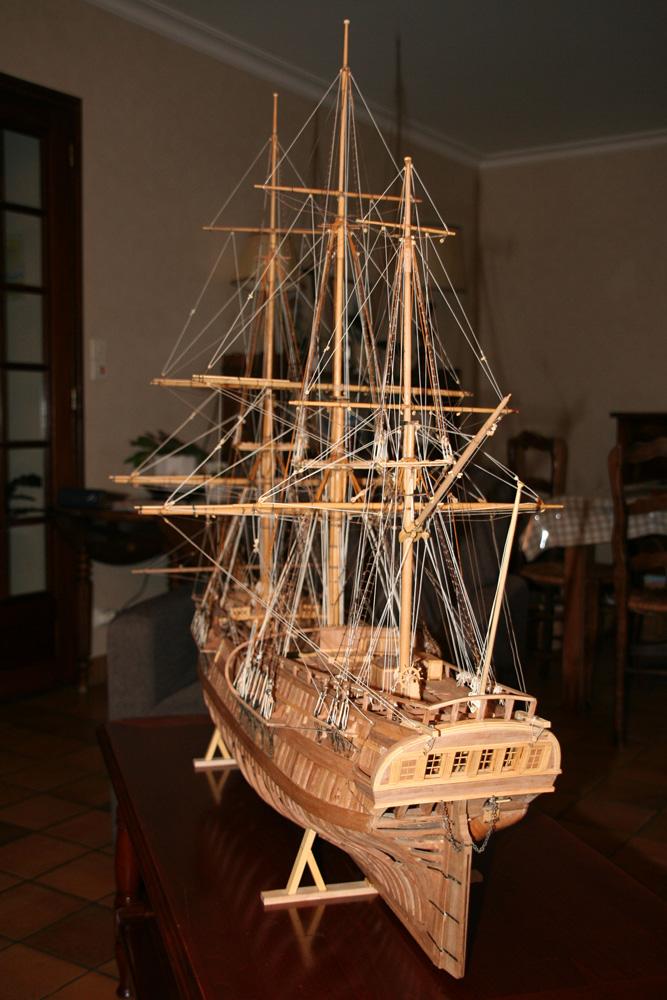 Aurore  navire négrier de J.Boudriot ech:1/36  - Page 8 020c14