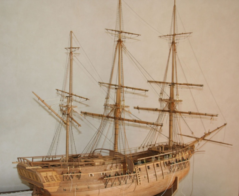 Aurore  navire négrier de J.Boudriot ech:1/36  - Page 6 026cb111