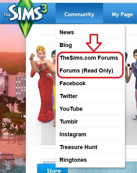EA Sims 3 Forum Upgrade Completed - New URL Added 14110