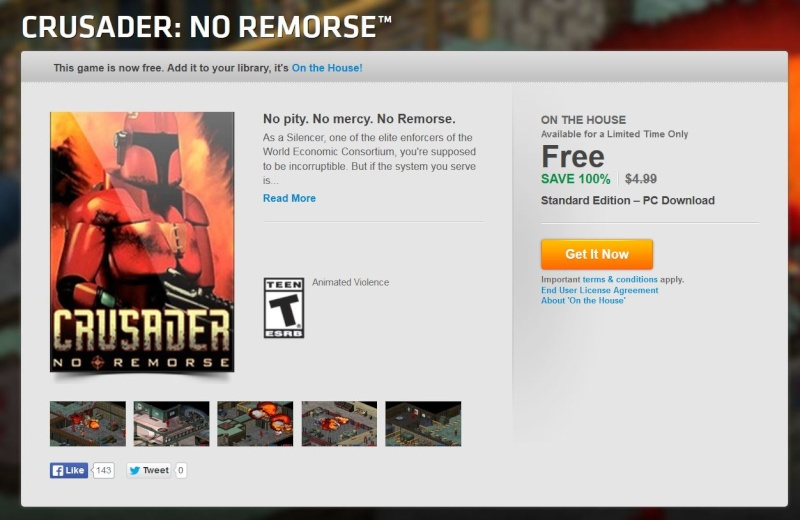 FYI: Origin FREE Game - On The House: Command & Conquer Red Alert™ 2 Sept 2015 Free10