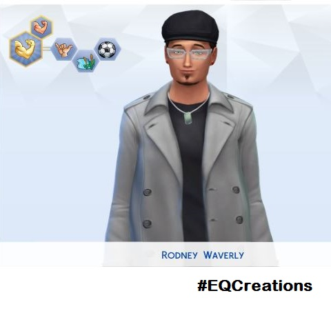 Adventures in CAS #EQCreations Rodney10