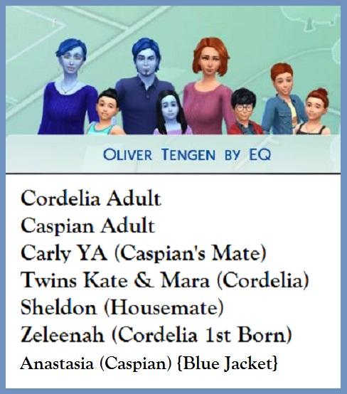 The Tengen Legacy by EQ Tengen11