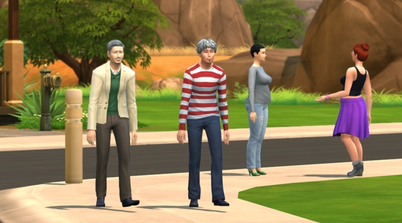 Funny Screenshot: Share your funniest moments in The Sims 4 Where_10