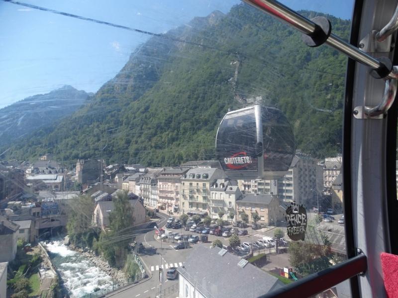Les Pyrénées CAUTERETS station du ski Dsc01010