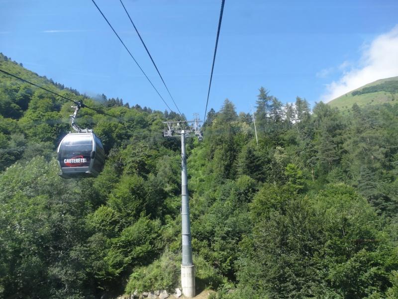 Les Pyrénées CAUTERETS station du ski Dsc01011