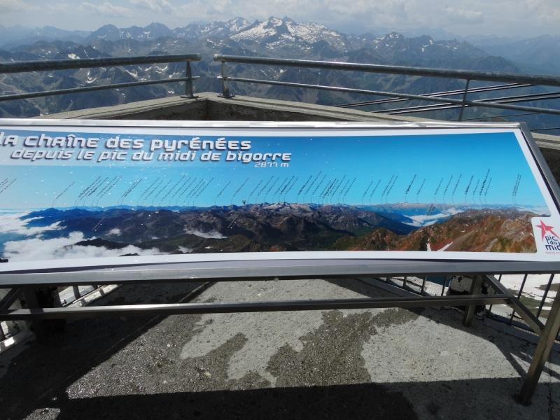 Les Pyrénées - le pic du midi de Bigorre Dsc01111