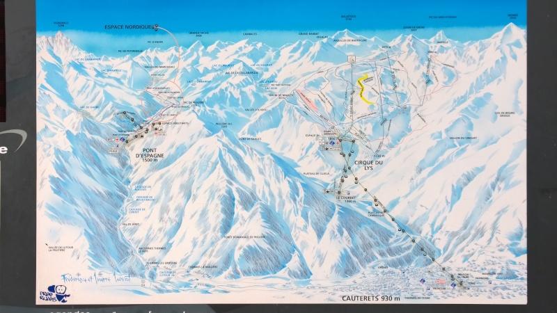 Les Pyrénées CAUTERETS station du ski Wp_20111