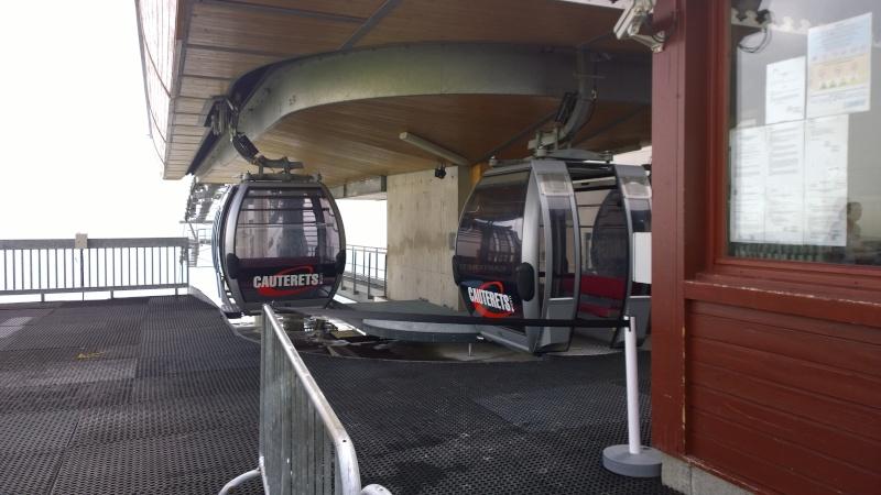 Les Pyrénées CAUTERETS station du ski Wp_20112