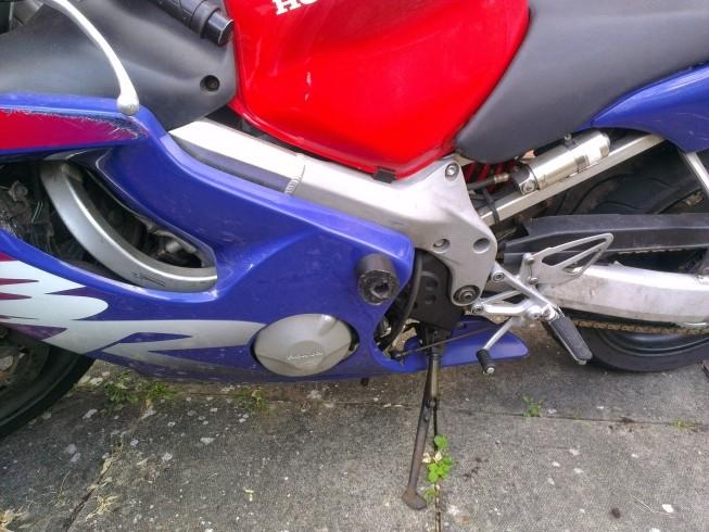 Honda CBR 600 Fx Jane210