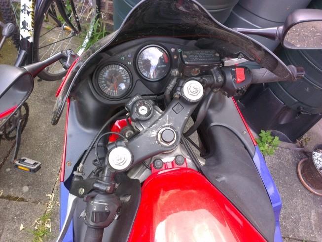 Honda CBR 600 Fx Jane310