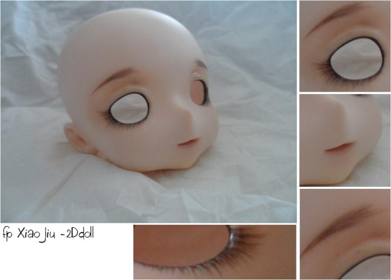 [Makeup] Portfolio de Lily Evans - Nip and Tuck - Xiao_j11