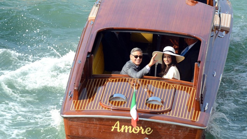 George Clooney, Amal Alamuddin Get Married - Page 2 32916610