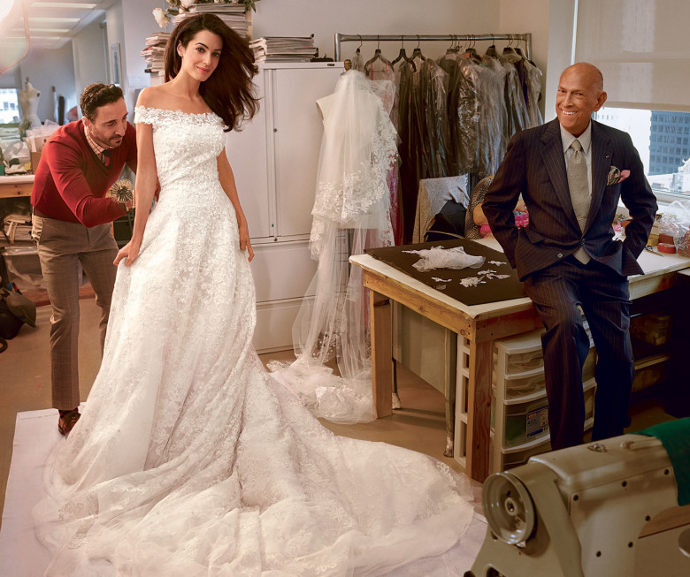 George Clooney, Amal Alamuddin Get Married - Page 2 Amal-a10