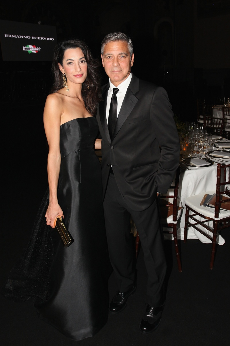 George Clooney, Amal Alamuddin Get Married D9836e10