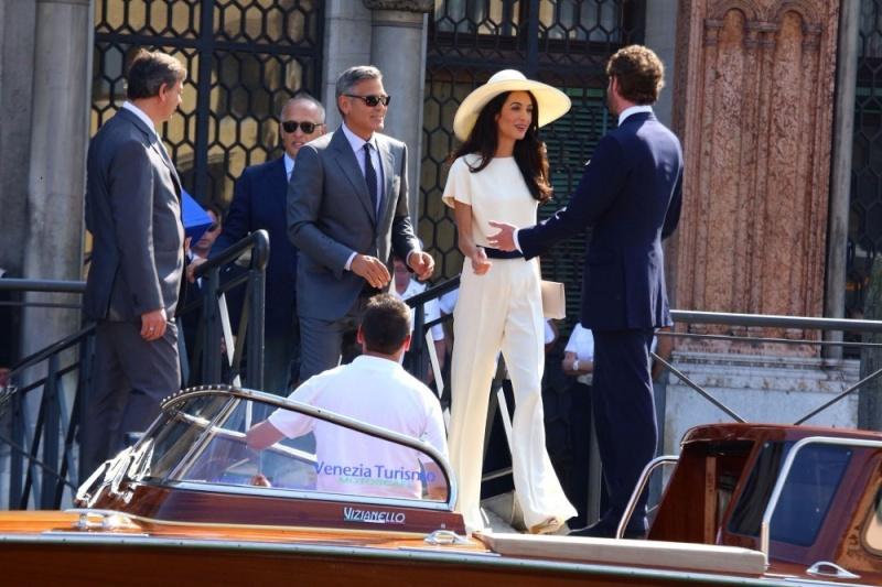 George Clooney, Amal Alamuddin Get Married - Page 2 George21