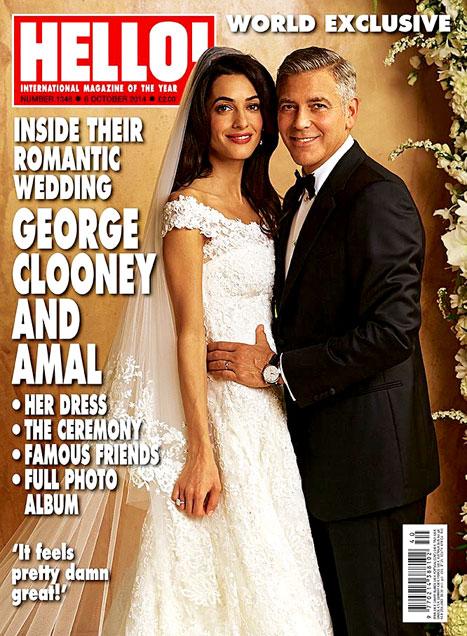George Clooney, Amal Alamuddin Get Married - Page 2 George22