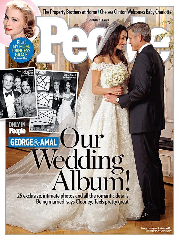 George Clooney, Amal Alamuddin Get Married - Page 2 George23