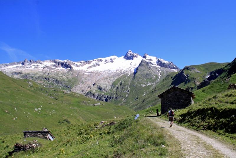 La Ville des Glaciers - Col de la Seigne Img_7913