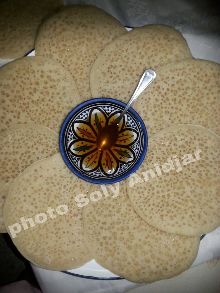 CREPES MAROCAINES A 1000 TROUS, LES BAGHRIRS 10475610