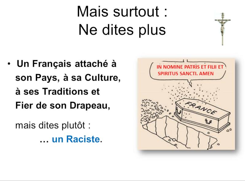 """Le nouveau parler """"politiquement correct"""" ? 2014-013"""