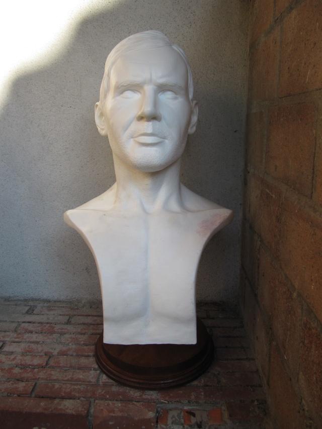 Buste Indiana Jones 1/1 . Howard Senft . Img_4611