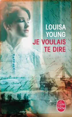 YOUNG Louisa : Je voulais te dire 97822516