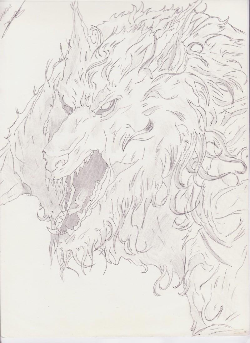 Autres dessins non L.O - Page 3 Lycan_10
