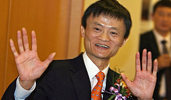Into the hands of Jack Ma - Alibaba entrepreneur (China) Jack_m10