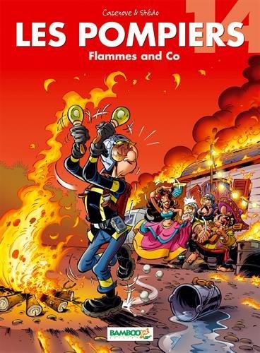 Les pompiers Pompie12