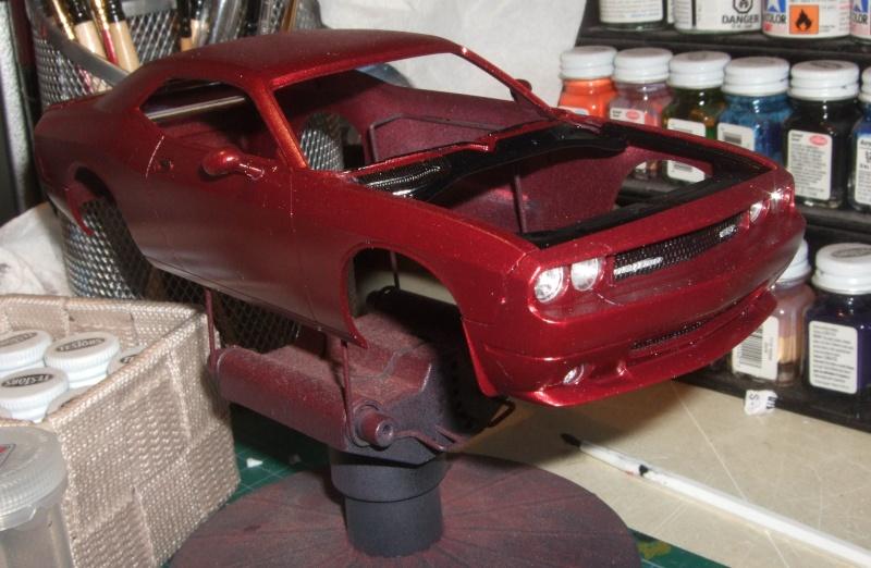 dodge challenger 2009 SRT8 Dscf9924