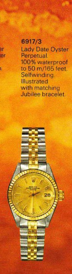 ROLEX Lady Date Oyster Perpetual Roro_t10