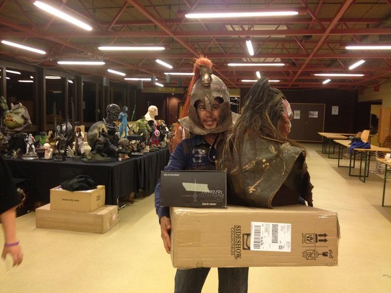 Swiss Fantasy Show 2 : 11 et 12 octobre 2014 à Morges (Suisse) - Page 5 Photo_28