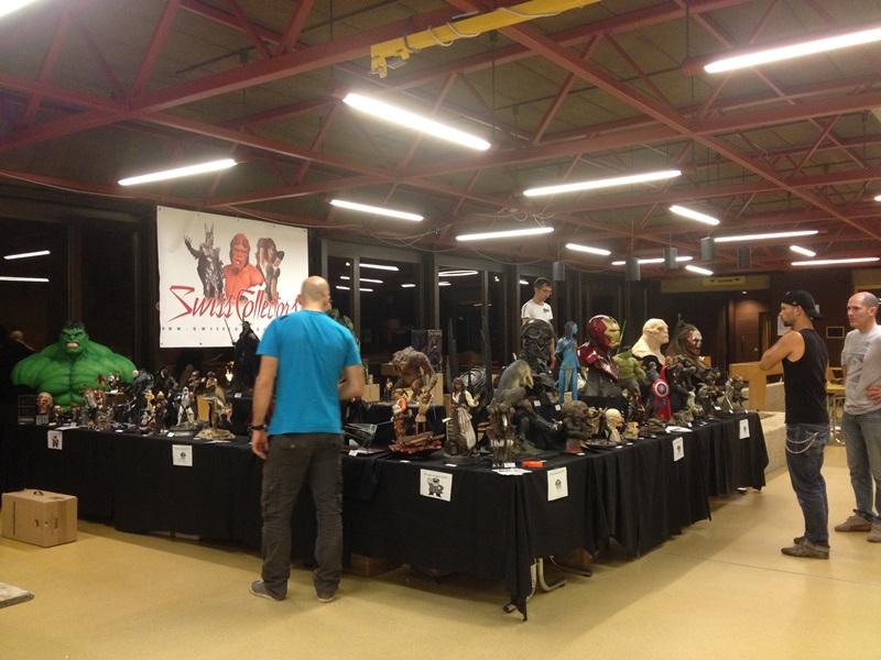 Swiss Fantasy Show 2 : 11 et 12 octobre 2014 à Morges (Suisse) - Page 5 Photo_29