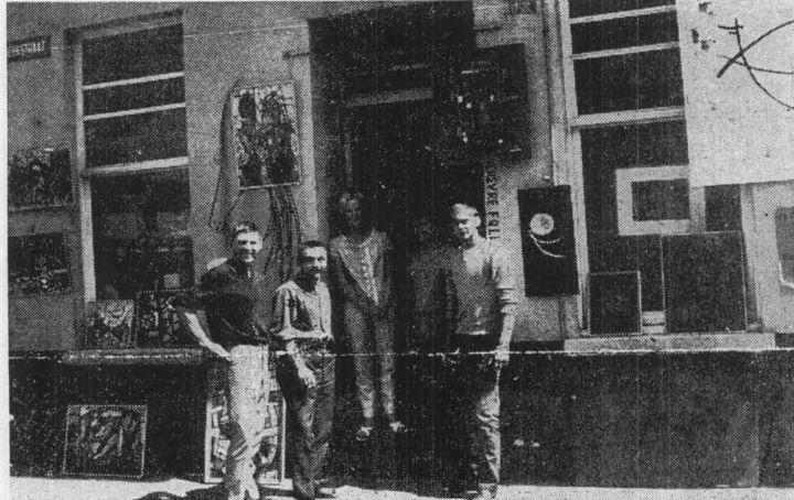 Sint-Kruis dans les années 50...   - Page 2 Chevre12