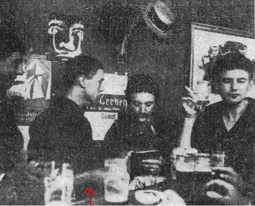 Sint-Kruis dans les années 50...   - Page 2 Chevre13