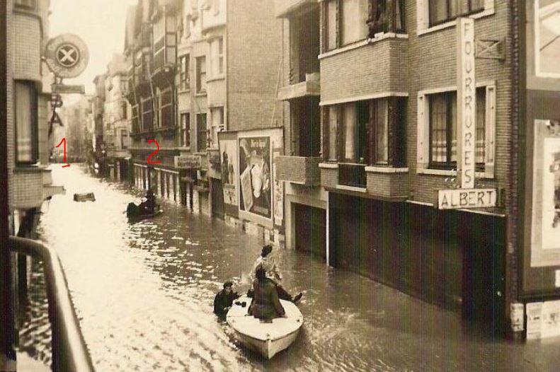 Ostende 1953 Innondations - Page 3 Inonda13