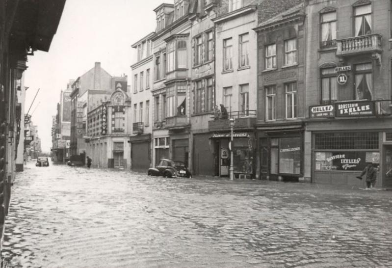 Ostende 1953 Innondations - Page 3 Inonda18