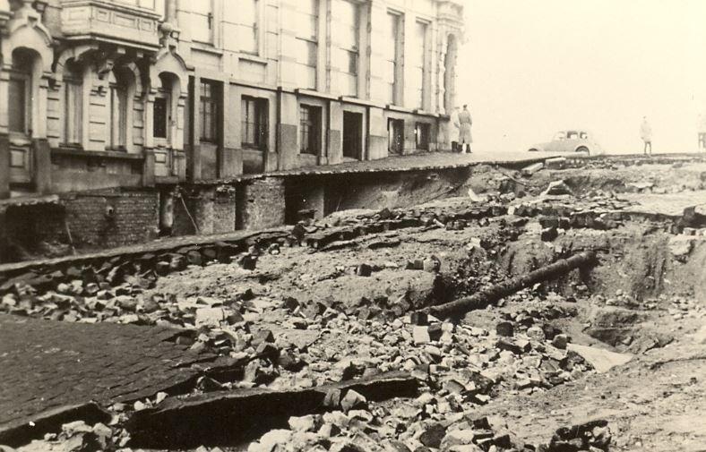 Ostende 1953 Innondations - Page 3 Inonda19