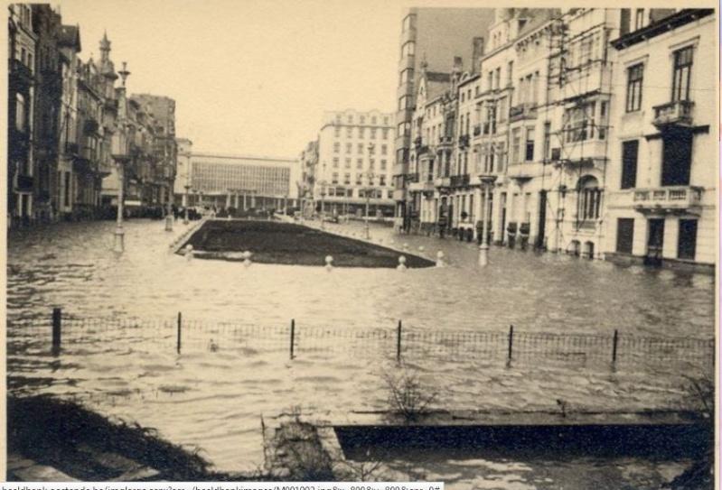 Ostende 1953 Innondations - Page 3 Inonda22