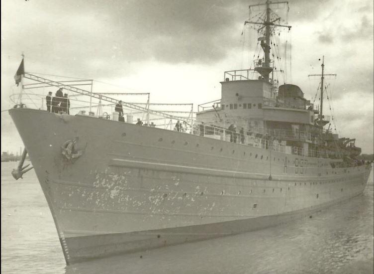 1955 - AP957 (Congo 6, 7 et 8)liste d'équipage - Page 2 Kamina12